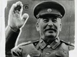 Joseph stalin research paper